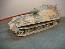 Panzer Zerstorer E50  1/72 resin model tank (World of Tanks)