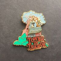 WDW Disney MGM Tower of Terror Mickey Mouse & Goofy Disney Pin 4932