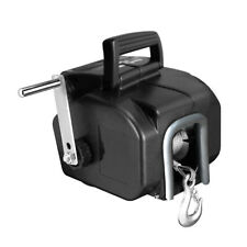 Boat Electric Winch 6500 Lbs / 3000kgs Portable Marine Trailer 10m Steel Cable