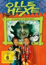 DVD; Olle Hexe, Regie: Günter Meyer, DEFA Kinderfilm (Märchen) 1991 gedreht, TOP