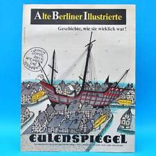 Eulenspiegel 52/1986 | DDR-Wochenzeitung für Satire und Humor | Geburtstag A