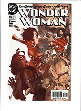 Wonder Woman DC Comics #192 NM- 9.2 Adam Hughes Cover 2003 Justice League