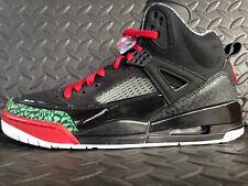 Jordan Spizike Black Varsity Red New Size 10 315371-026