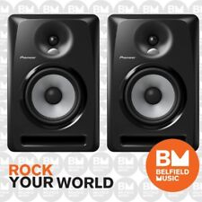 2 x Pioneer SDJ50X Monitor Studio Speaker 5 inch active reference S-DJ50X - BNIB