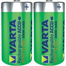 Varta batería ready 2use d 56720 mono ni-mh 3.000mah 1,2v 2stk. blister metales alcalinos