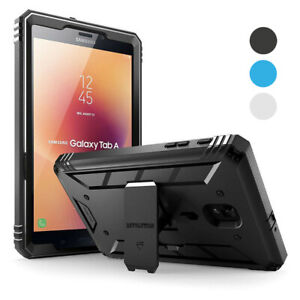 Poetic For Galaxy Tab A 8.0 2017 Tablet Kickstand Case,Dual Layer Cover