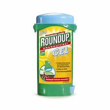 Roundup Gel - 150 ml - Unkrautvernichter Unkraut Bekämpfung Anwendungsfertig