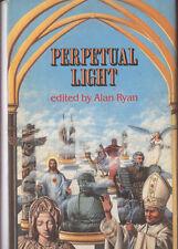 Perpetual Light Religious Science Fiction Short Story Anthology Alan Ryan HC DJ
