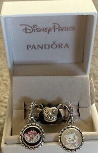 Pandora Disney Cat Charm Set