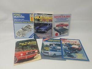 Ford Haynes Car Truck Repair Manuals Literature For Sale Ebay