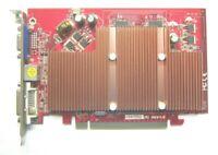 Scheda grafica GeCube HM155G-D3(R) ATI Radeon X1550 VGA, S-VIDEO-DVI, originale!