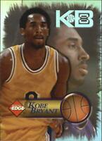 1998 Collector's Edge Impulse KB8 Holofoil Basketball Card #4 Kobe Bryant LAKERS
