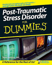 NEW Post-Traumatic Stress Disorder For Dummies by Mark Goulston