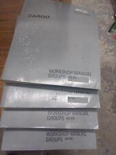 Sterling Trucks Cargo Workshop Manual 4 Books