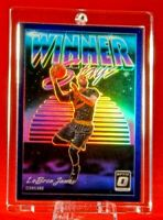 Optic Prizm Winner Stays LeBron James Cavaliers Jersey Super Rare Refractor 🔥