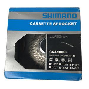Shimano Ultegra CS-R8000 Cassette Size 12/25T, New openbox