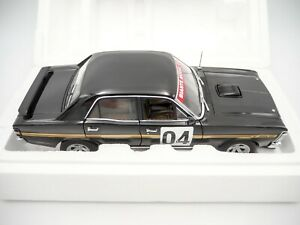 1:18 Biante Ford XY GTHO Black 2004 Australian Historic Touring Car Series
