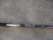 Marc Staal Game Used Ny Rangers Hockey Stick Steiner Loa