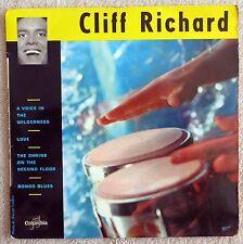 Cliff Richard  EP Expresso Bongo 1960 Columbia 1313