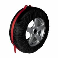 "16-22"" 40-55cm Car Spare Tire Cover SUV Wheel Tyre Protector Tote Storage Bag"