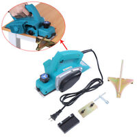 800w Powerful Electric Wood Hand Planer 3-1/4-Inch Woodworking Surface 11000PRM