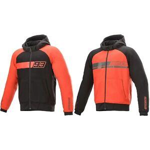 Alpinestars Aragon MM93 Marquez Men's Biker Jacket Hoodie Sweatshirt Hoody