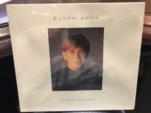 Elton john Made in England [Limited] CD (Rocket Group Pty LTD) sealed