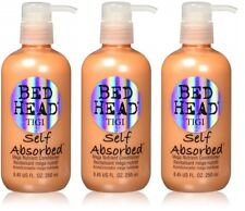 (Pack of 3) TIGI Bed Head Self Absorbed Mega Vitamin Conditioner, 8.5 Ounce