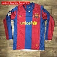 Ronaldinho Barcelona Jersey Men Medium Camiseta Maillot