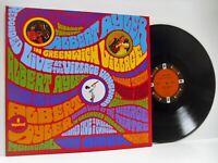 ALBERT AYLER in greenwich village (180g 2016 reissue) LP EX+/EX AS-9155, vinyl