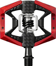 Crank Brothers Double Shot 3 MTB Mountain Bike Platform Pedals Red/Black