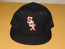 VINTAGE BASEBALL HAT CAP CHICAGO WHITE SOX  NEW ERA PRO MODEL WOOL  NEW NOS