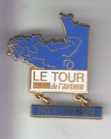 RARE PINS PIN'S .. VELO CYCLISME CYCLING TOUR DE FRANCE AVENIR ROSTRENEN 22 ~DH