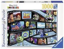 RAVENSBURGER JIGSAW PUZZLE DISNEY-PIXAR: MOVIE REEL 1000 PCS #19604
