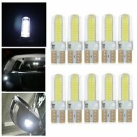 10x T10 20-SMD Weiß LED CANBUS COB Lampe Glassockel Auto InnenraumBeleuchtung