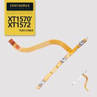 Volume Power Button Flex Cable For Motorola Moto X Style XT1570 XT1572 XT1575 US