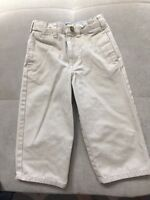 Gap Khaki Beige Pants Size 2 Toddler Boys