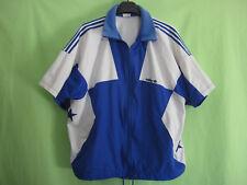 Veste Vintage Adidas Basket sans manche Sport 80'S Survetement Jacket - 186 / XL