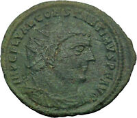 Constantine I The Great 321AD Ancient Roman Coin Jupiter  i34520
