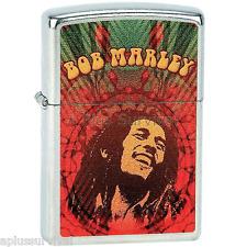 Bob Marley Zippo Lighter Reggae Fire Starter for Camping Survival Emergency Kits