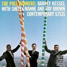 KESSEL,BARNEY-THE POLL WINNERS CD NEW