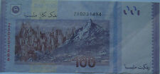 RM100 Zeti sign Latest Series Replacement Note ZA 0231494