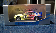Minichamps 1:43 BMW M3 GTR ADAC GT Cup 1993 Nissen #3 Daloon 430 932381