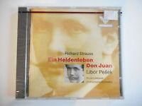 RICHARD STRAUSS : EIN HELDENLEBEN - DON JUAN - [ CD ALBUM NEUF ] - PORT GRATUIT