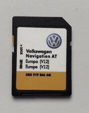 Nouvelle VW Golf CC Discover Media Sat Nav Navigation Carte SD à V12 2018-19 cartes
