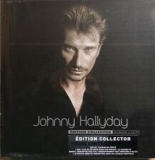 """JOHNNY HALLYDAY  """"MA VERITE""""  Edition Collector Série Limité Numéroté - Neuf"""