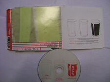 WHEAT Don't Hold You – 1999 German CD – Indie Rock  - BARGAIN!