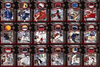 Topps Bunt 2020 Tribute Red Stamp Of Approval Relic Complete Set SR [DIGITAL]