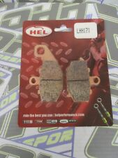 HEL Performance Sinter HH Rear Brake Pads for Kawasaki Z1000 SX 2011-2019 NEW