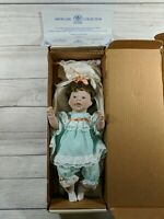 1992 Lee Middleton baby Doll Sissy 1st Edition Showcase Collection  Number #192